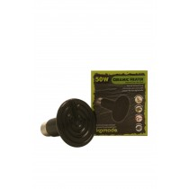 Komodo Ceramic Heat Emitter Black