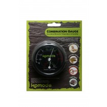 Komodo Combined Thermometer & Hygrometer analogue 82402