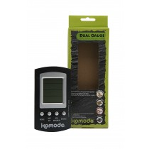 Komodo Combined Thermometer & Hygrometer Digital 82405
