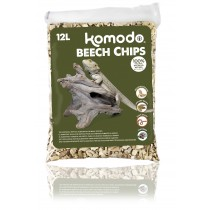 Komodo Beech Chips Coarse