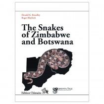 Chimaira Snakes of Zimbabwe & Botswana