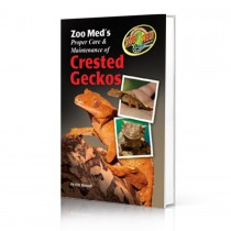 Zoo Med Care And Maintenance of Crested Geckos ZB-13
