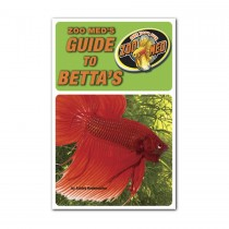 Zoo Med Guide to Bettas, ZB-90