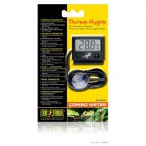 Exo Terra Thermometer Hygrometer Combo PT2470