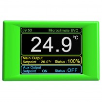 Microclimate EVO GREEN Digital Thermostat