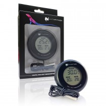 White Python Digital Max Min Thermometer WPY069