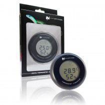White Python Digital Thermometer Hygrometer WPY068