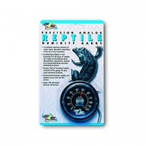 Zoo Med Analogue Humidity Gauge TH-21