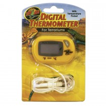 Zoo Med Digital Terrarium Thermometer TH-24