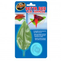 Zoo Med Floating Betta Bed Leaf Hammock BL20E