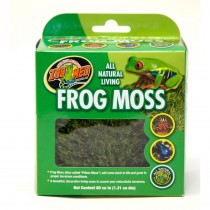 Zoo Med All Natural Frog Moss 1.3L CF3-FME
