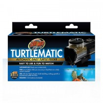 Zoo Med TurtleMatic Automatic Feeder, TF-10E