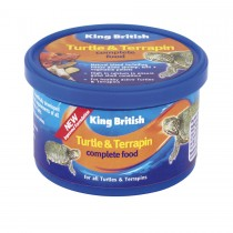 King British Turtle / Terrapin Food