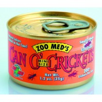 Zoo Med Can O Mini-Crickets 34g ZM-43