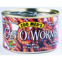 Zoo Med Can O Worms 34g ZM-42