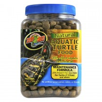 Zoo Med Aquatic Turtle Food Maintenance