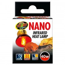 Zoo Med Nano Infrared Heat Lamp 40W, RS-40NE