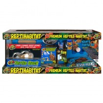 Zoo Med ReptiHabitat Aquatic Turtle kit NT-T22UK
