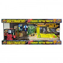 Zoo Med ReptiHabitat Snake Kit
