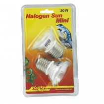Lucky Reptile Halogen Sun Mini 2 Pack