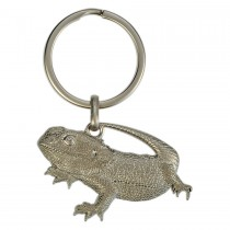 "Blue Bug 3D Keyring ""Bearded Dragon"""