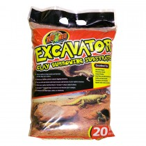 Zoo Med Excavator Clay Substrate, 9Kg XR-20