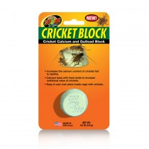 Zoo Med Cricket Block: Calcium & Gutload Block, BB-60
